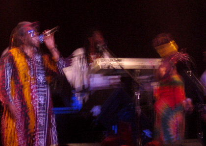 Steel Pulse Weekend