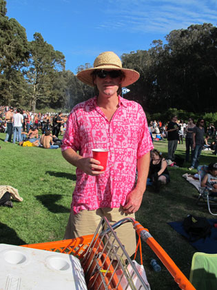 Bojon Hardly Strictly Bluegrass